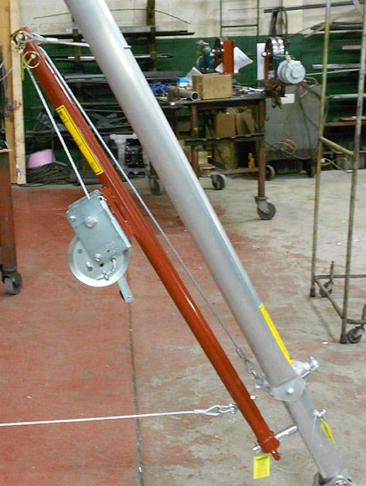 Height Adjustment Kits (Jack Kits) for Gantry Cranes | Wallace Cranes
