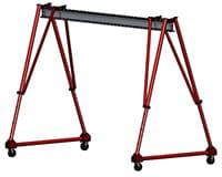 Steel Frame Aluminum I Beam