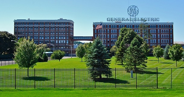 General Electric Building in Schenectady | Wallace Cranes