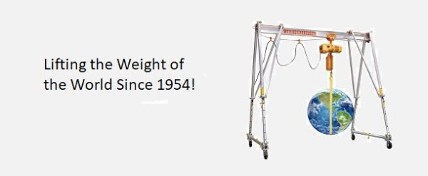 Wallace Cranes Privacy Policy | Gantry Lifting Globe